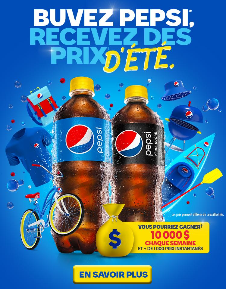 Pepsi Summer FR