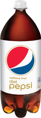 Caffeine Free Diet Pepsi 2L