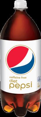 Pepsi Diète Sans Caféine 2 L