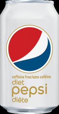 Pepsi Diète Sans Caféine
