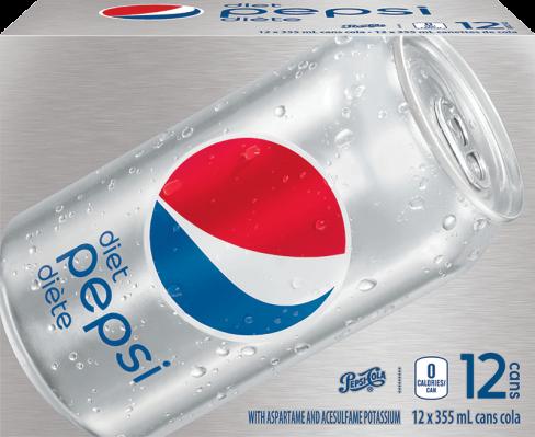 Diet Pepsi 12x355ml
