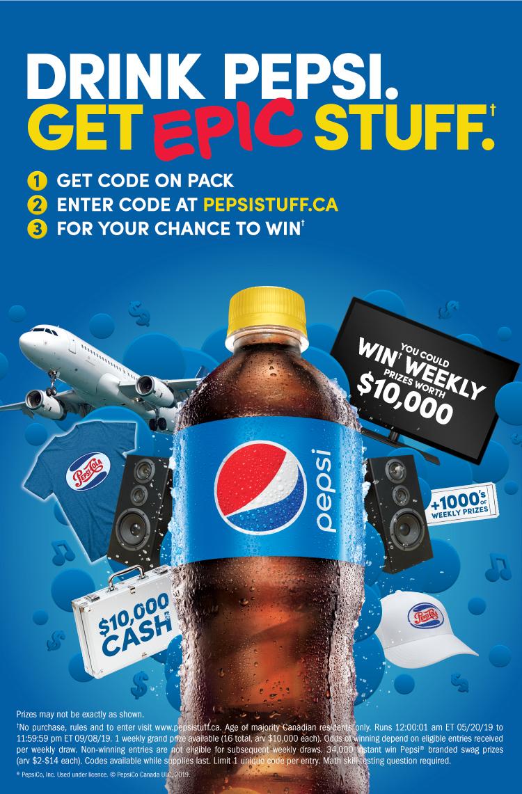 Welcome to Pepsi® | Pepsi ca