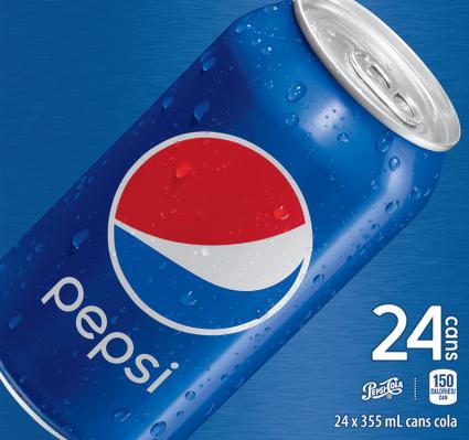 Pepsi 24 x 355 mL
