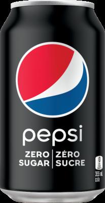 Pepsi Zéro Sucre 355 mL