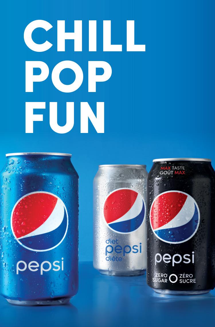 Ici c'est Pepsi
